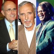 10 знаменитости, които са се излекували от рак на простатата