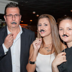Open party Моември 2013 в клуб Алкохол, София